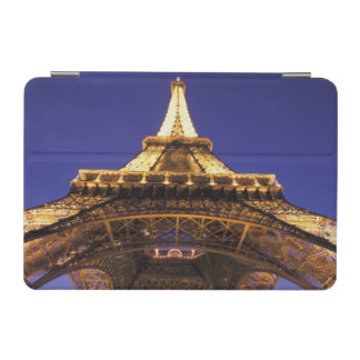 FRANCE, Paris Eiffel Tower, evening view iPad Mini Cover