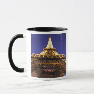 FRANCE, Paris Eiffel Tower, evening view Mug