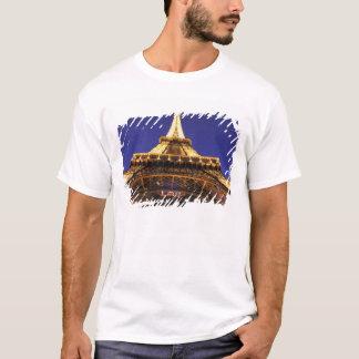 FRANCE, Paris Eiffel Tower, evening view T-Shirt