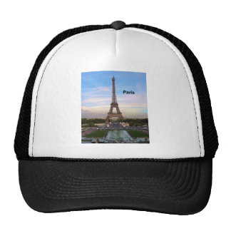 France Paris Eiffel  tower (new) (St.K) Cap