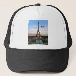France Paris Eiffel  tower (new) (St.K) Trucker Hat