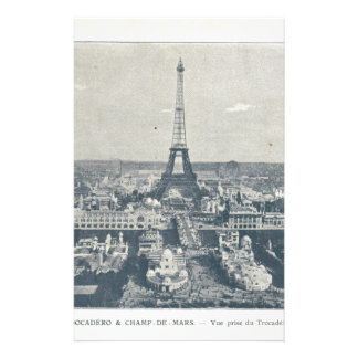 France, Paris, Expo 1900 Stationery