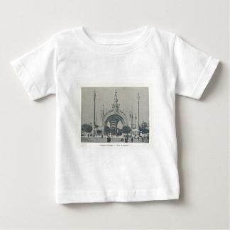 France, Paris Expo 1900, World Showcase T-shirts