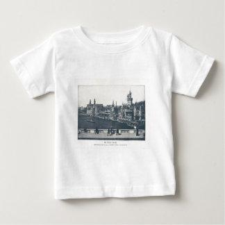 France, Paris Expo 1900, World Showcase Tee Shirts