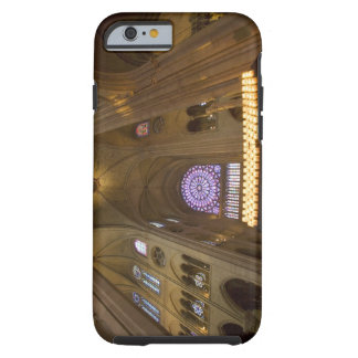 France, Paris. Interior of Notre Dame Cathedral. Tough iPhone 6 Case