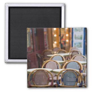 FRANCE, PARIS, Montmartre: Place du Tertre, Cafe 2 Magnet