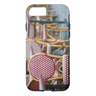 FRANCE, PARIS, Montmartre: Place du Tertre, Cafe iPhone 8/7 Case