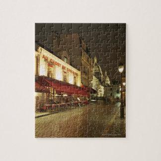 France,Paris,Montmartre Puzzle