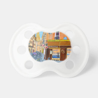 France, Paris,Rue Dominique Baby Pacifiers