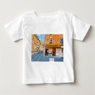 France, Paris,Rue Dominique Baby T-Shirt
