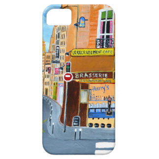 France, Paris,Rue Dominique Barely There iPhone 5 Case