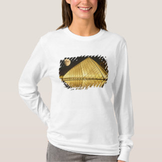 France, Paris, The Louvre Museum, Nighttime T-Shirt