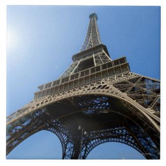 FRANCE, PARIS, TOUR EIFFEL TILE