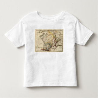 France physique toddler T-Shirt