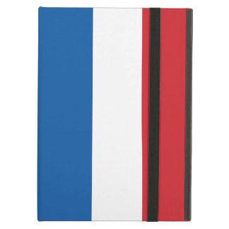 France Plain Flag Cover For iPad Air