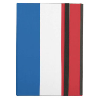 France Plain Flag iPad Covers