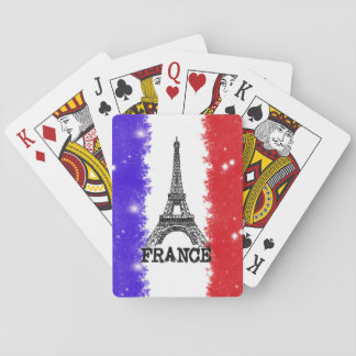 France Playing Crads Playing Cards