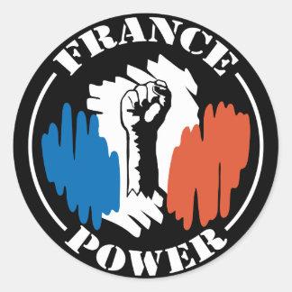 France Power Sticker