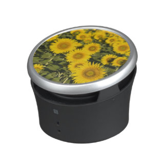 France, Provence, Valensole. Field of Bluetooth Speaker