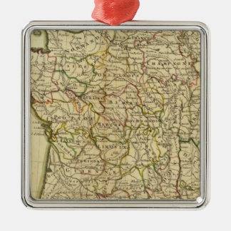France Providences Christmas Ornament