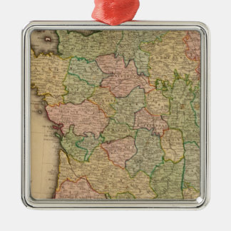 France, provinces christmas ornament