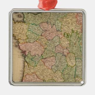 France, provinces christmas ornament