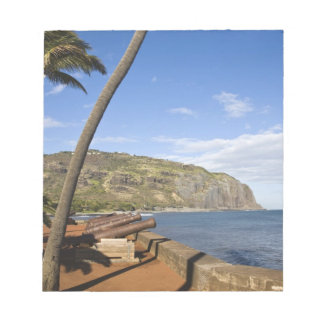 France, Reunion Island, St-Denis, view of La Notepad