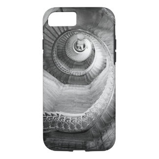 FRANCE, Rhone Valley, LYON: Traboule Staircase iPhone 8/7 Case
