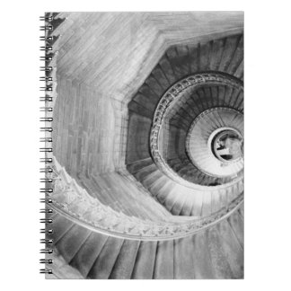 FRANCE, Rhone Valley, LYON: Traboule Staircase Notebooks