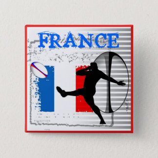 France Rugby Button