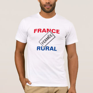 France Rural Closed T-Shirt