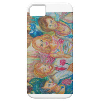 France - scenery of family - after the party iPhone 5 cover