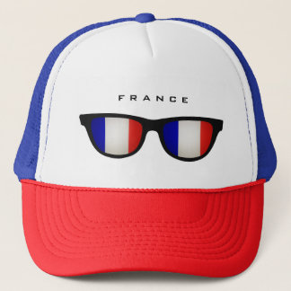 France Shades custom hat