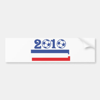 france soccer 2010 bumper stickers