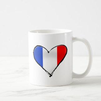 France Soccer - Brazil 2014 Euro 2012 Football Coffee Mugs