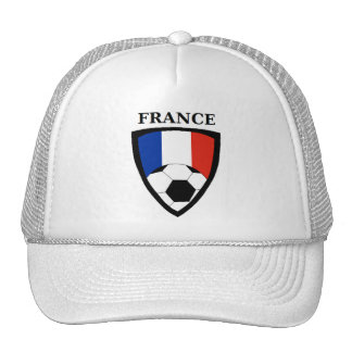 France Soccer Hats