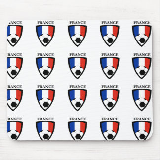 France Soccer Mouse Pads