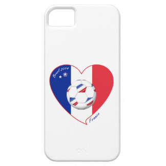 """FRANCE"" Soccer Team. Soccer of France 2014 Case For The iPhone 5"