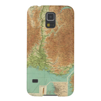 France southeastern section Corsica Marseille Galaxy S5 Case