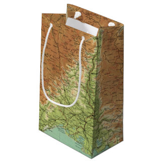 France southeastern section Corsica Marseille Small Gift Bag