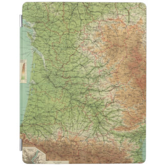 France southwestern section Bordeaux iPad Cover