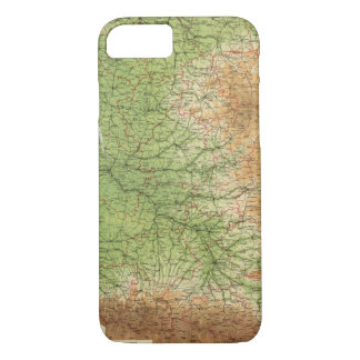 France southwestern section Bordeaux iPhone 8/7 Case