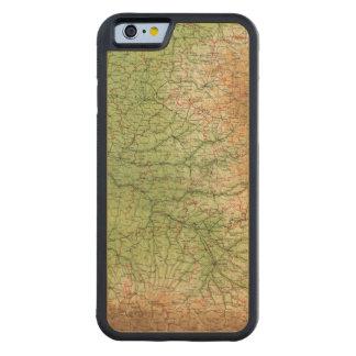 France southwestern section Bordeaux Maple iPhone 6 Bumper