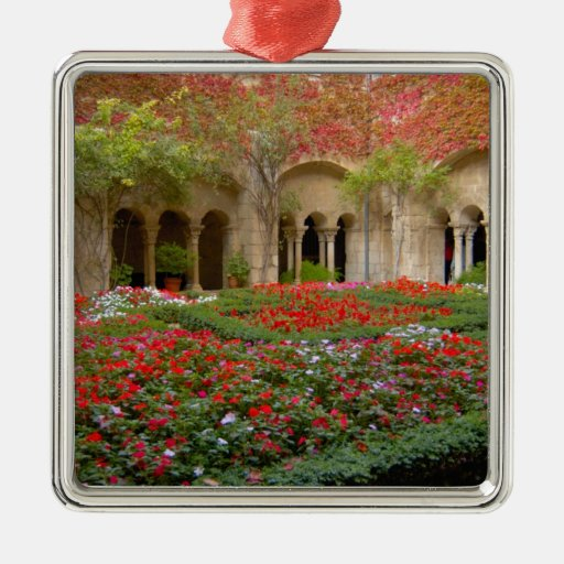 France, St. Remy de Provence, cloisters at 3 Ornament