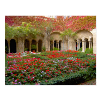 France, St. Remy de Provence, cloisters at 3 Postcard
