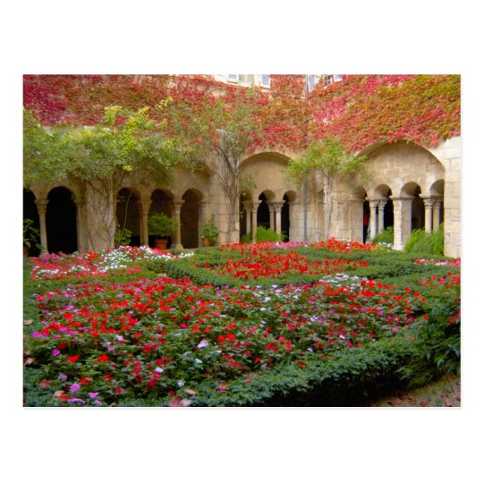 France, St. Remy de Provence, cloisters at 3