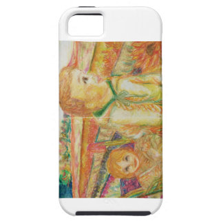 France - the scenery of the family - the ball iPhone 5 cover