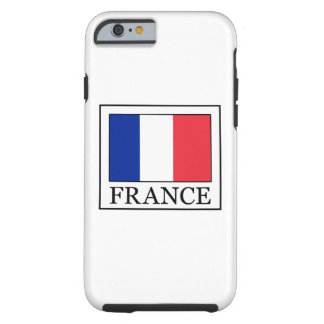 France Tough iPhone 6 Case