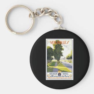 France Versailles Key Chains
