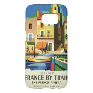 FRANCE Vintage Travel phone cases